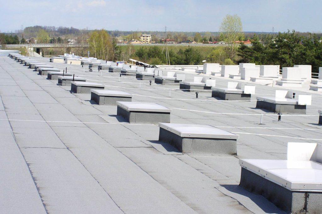 świetliki punktowe aluco skylight sp