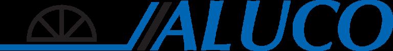 Świetliki Aluco System Logo firmy