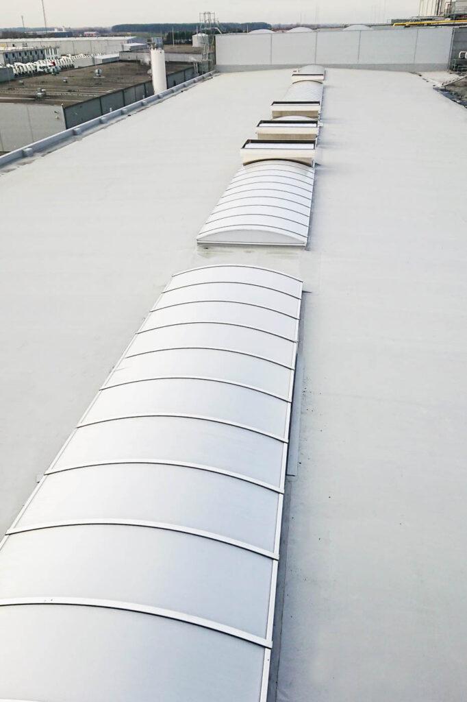 świetliki dachowe inter europol