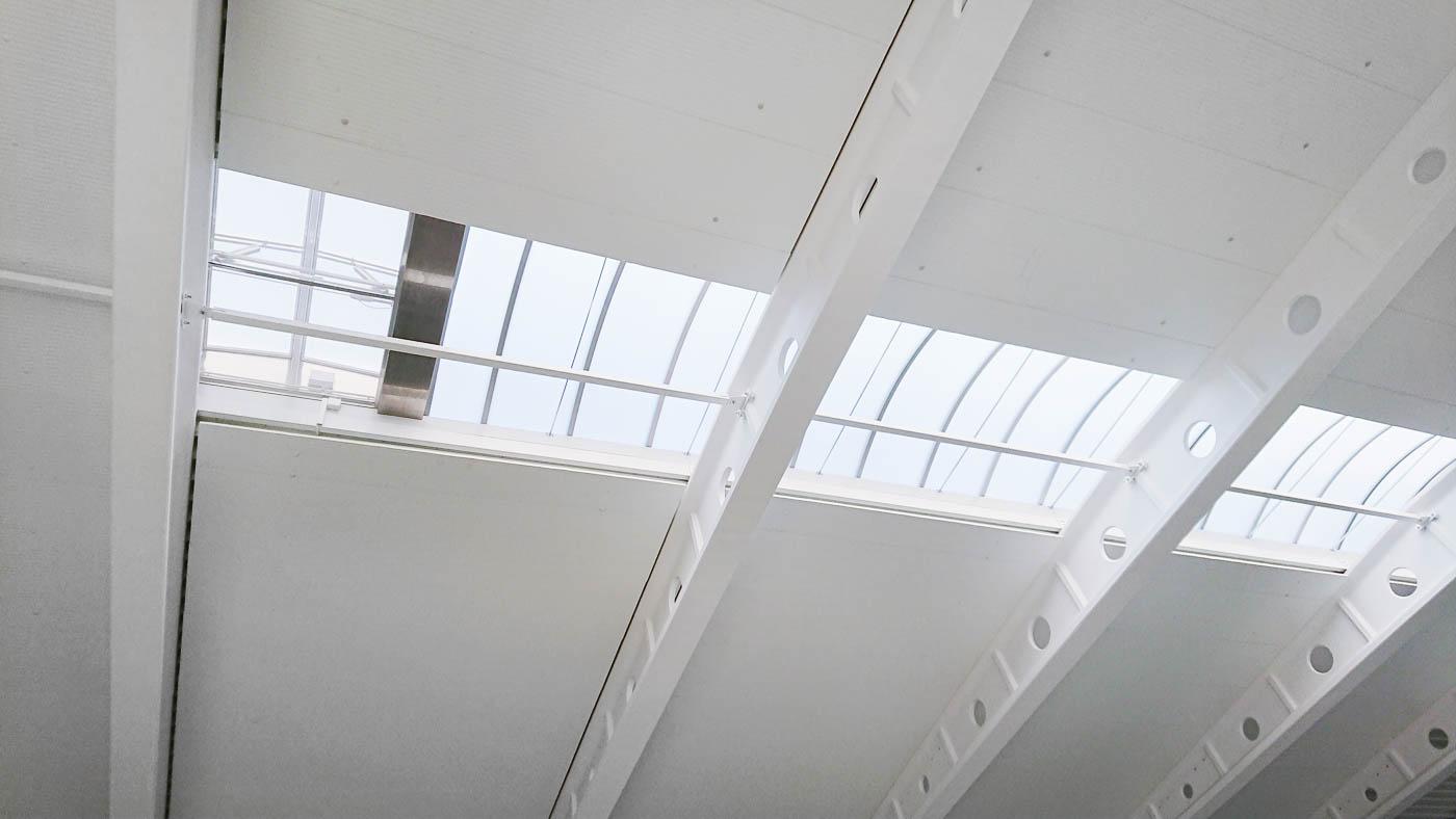 świetliki dachowe aerogel