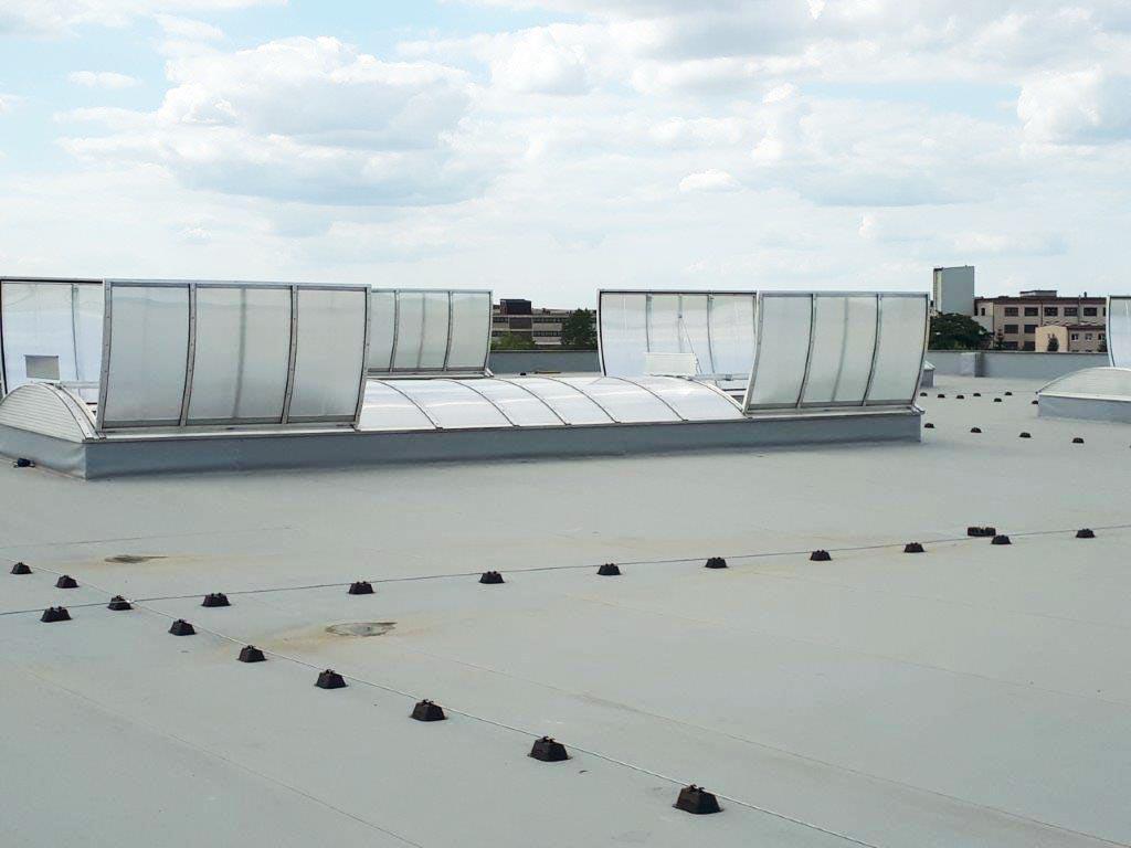 świetliki dachowe aluco