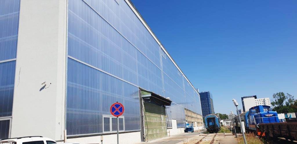 renowacja fasady poliwęglanowe Wrocław
