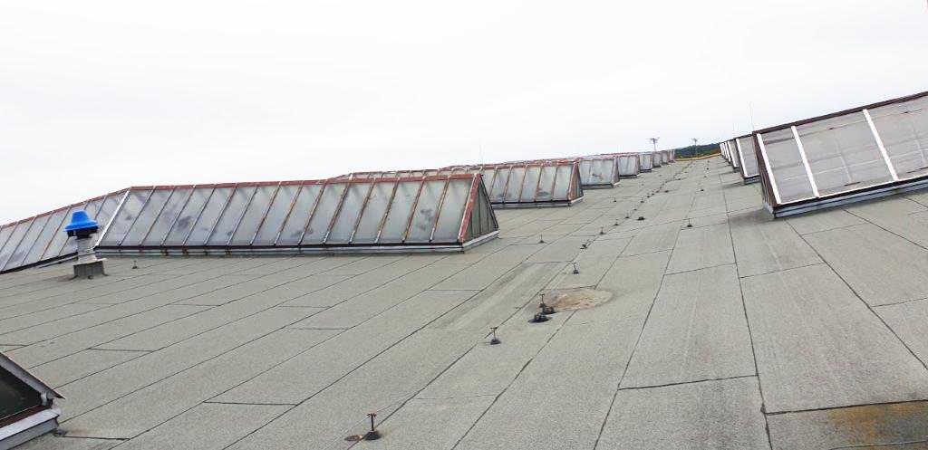 swietliki dachowe renowacja