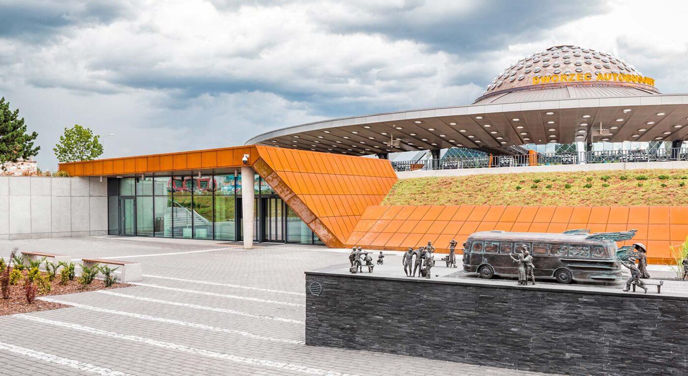 ślusarka aluminiowa dworzec autobusowy w kielcach
