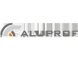 aluprof aluminium logo