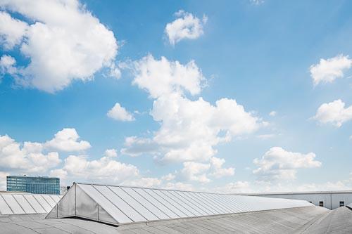 termomodernizacja świetlikówch dachowych