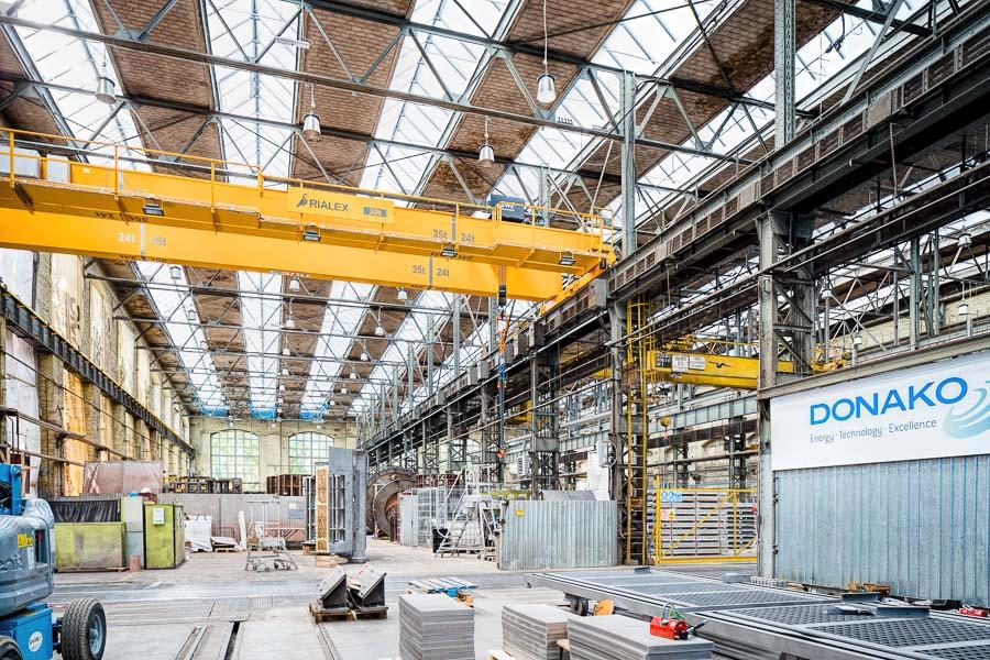 świetliki do hal przemysłowych